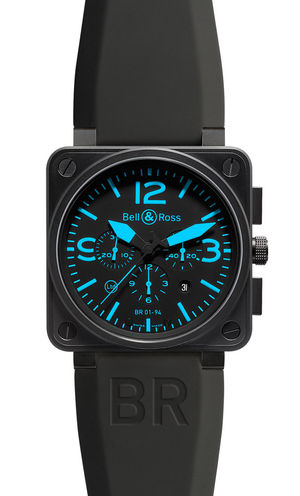BR 01-94 Bell & Ross BR 01-94 Chronograph