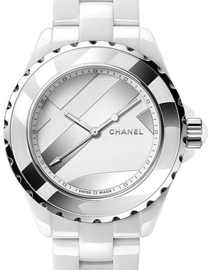 Chanel J12 White H5582