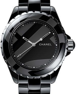 Chanel J12 Black H5581