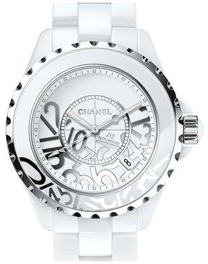 Chanel J12 White H5240