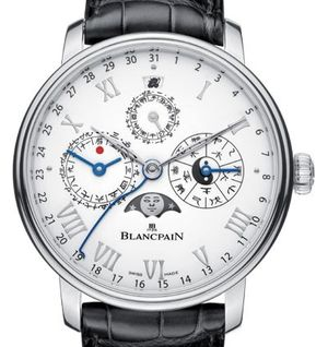 0888F-3431-55B Blancpain Villeret Complicated