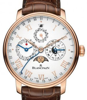 0888F-3431-55B-0 Blancpain Villeret Complicated