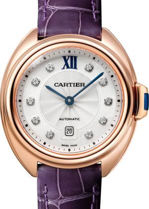 WJCL0031 Cartier Cle de Cartier