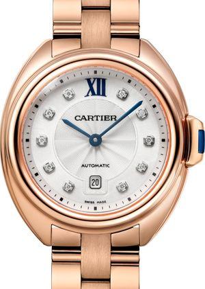 WJCL0034 Cartier Cle de Cartier