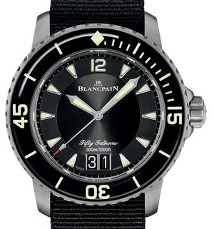 5050-12B30-NABA Blancpain Fifty Fathoms