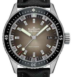 5052-1110-B52A Blancpain Fifty Fathoms