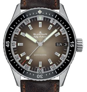 5052-1110-063A Blancpain Fifty Fathoms
