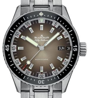 5052-1110-70B Blancpain Fifty Fathoms