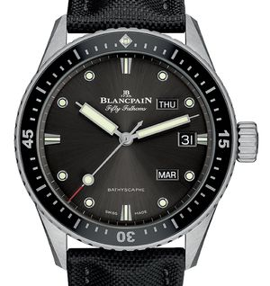 5071-1110-B52A Blancpain Fifty Fathoms
