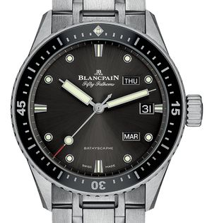 5071-1110-70B Blancpain Fifty Fathoms