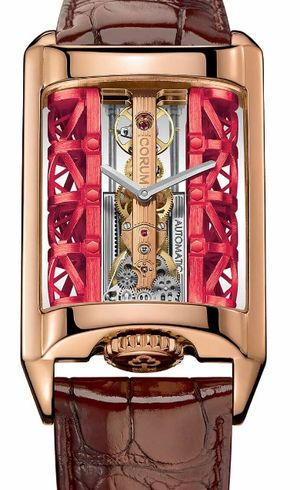 Corum Golden Bridge B313/03371 - 313.100.55/OF02 SB02R