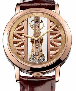 Corum Golden Bridge B113/03010 - 113.900.55/0F02 GG55R