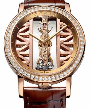 Corum Golden Bridge B113/03058 - 113.900.85/OF02 GG55R