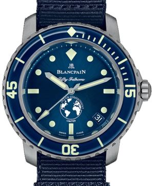 5008-11B40-52A Blancpain Fifty Fathoms