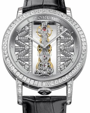 B113/03253 - 113.990.69/0F01 GG69G Corum Golden Bridge