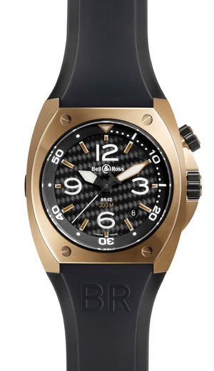 Bell & Ross Collection Marine Divers BR 02