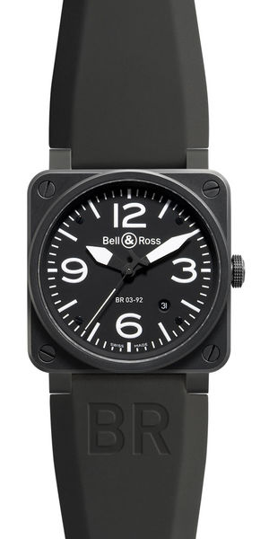 BR 03-92 Carbon Bell & Ross BR 03-92