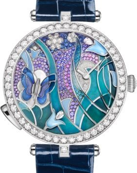 VCARO8PN00 Van Cleef & Arpels Poetic Complications®