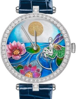 VCARO8O400 Van Cleef & Arpels Poetic Complications®