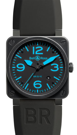BR 03-92 Blue Bell & Ross BR 03-92
