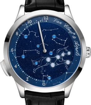 VCARO8PX00 Van Cleef & Arpels Poetic Complications®