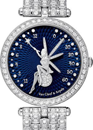 VCARO3L800 Van Cleef & Arpels Poetic Complications®