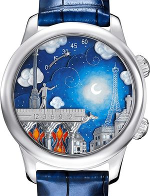 VCARO30K00 Van Cleef & Arpels Poetic Complications®