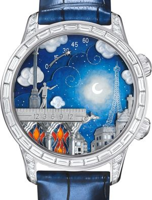 VCARO30N00 Van Cleef & Arpels Poetic Complications®