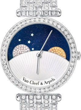 VCARN9VL00 Van Cleef & Arpels Poetic Complications®