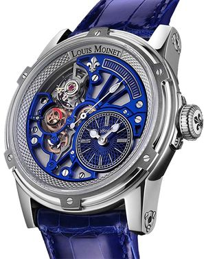 Louis Moinet 20-second Tempograph LM-50.10.20