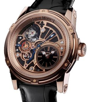 LM-50.50-50 Louis Moinet 20-second Tempograph