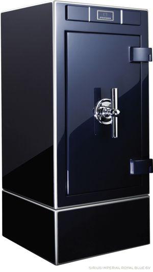 Stockinger Sirius TIME MOVER и Сейфы Luxury safe
