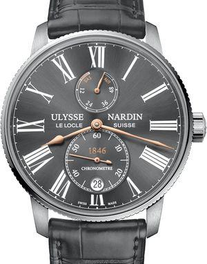 1183-310/42-BQ Ulysse Nardin Marine Chronometer