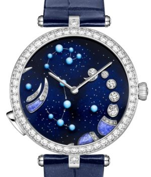 VCARO8TT00 Van Cleef & Arpels Poetic Complications®