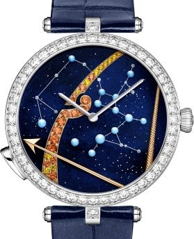 VCARO8TS00 Van Cleef & Arpels Poetic Complications®