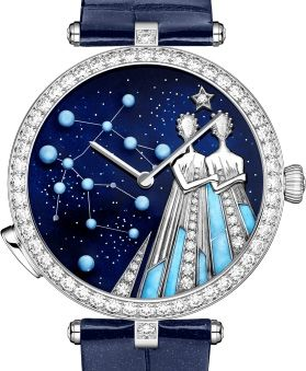 VCARO8TP00 Van Cleef & Arpels Poetic Complications®