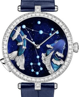 VCARO8TR00 Van Cleef & Arpels Poetic Complications®