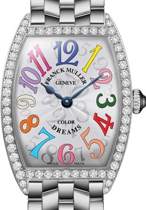 7502 QZ DO COL DRM AC Diamonds Franck Muller Color Dreams