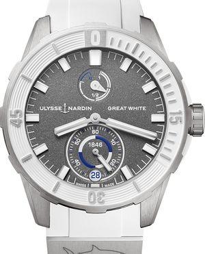 1183-170LE-3/90-GW Ulysse Nardin Diver