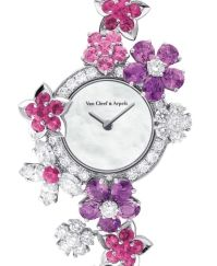 VCARM93900 Van Cleef & Arpels High Jewelry Watches