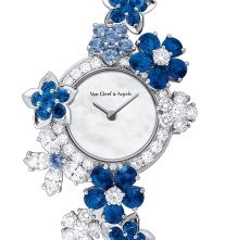 Van Cleef & Arpels High Jewelry Watches VCARM93800