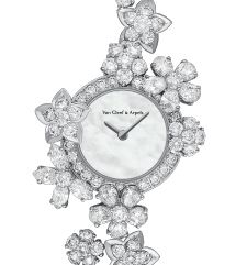 Van Cleef & Arpels High Jewelry Watches VCARM94000