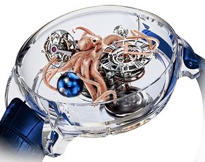 Jacob & Co Grand Complication Masterpieces AT125.80.AA.SD.A octopus