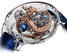 Jacob & Co Grand Complication Masterpieces AT125.80.DR.SD.B