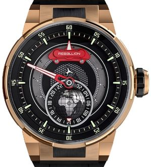 Rebellion Predator predator-2-0-gmt-rose-gold