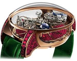 AT800.40.BD.BR.A Jacob & Co Grand Complication Masterpieces