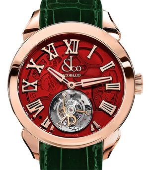 PT520.40.NS.QR.A tourbillon Jacob & Co Grand Complication Masterpieces