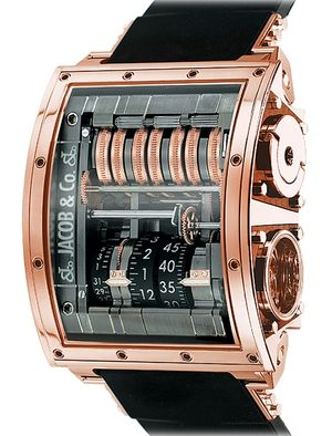 QUENRG Jacob & Co Grand Complication Masterpieces
