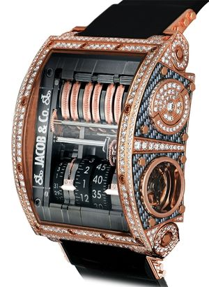 QUENRGG Jacob & Co Grand Complication Masterpieces