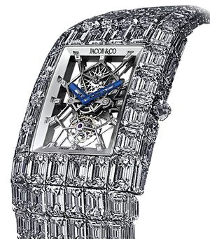 BL100.30.BD.AB.A30BA Jacob & Co High Jewelry Masterpieces